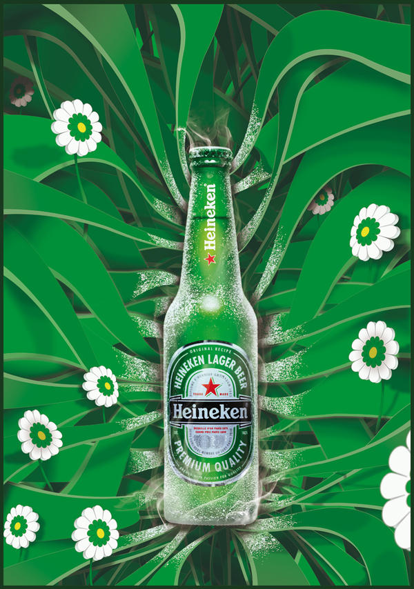 Heineken advert 2011 by minimalminds