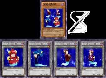Scapeghost Card Set by Slashser