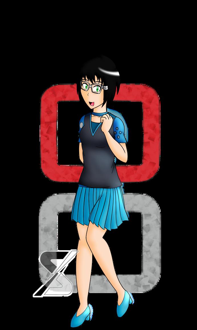 3DS-Chan by Slashser