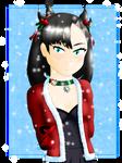 Christmas Marnie by Slashser