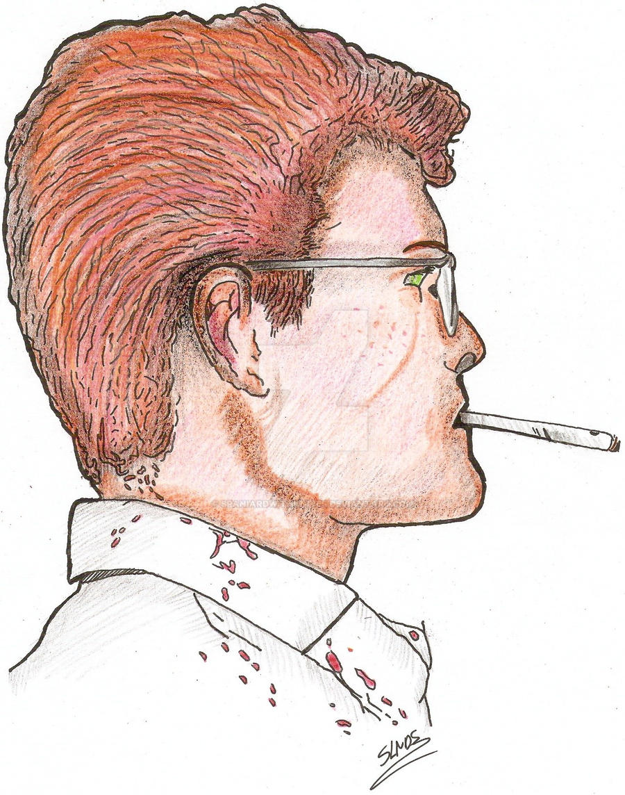 Charles Starkweather by SpaniardWithKnives on DeviantArt