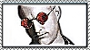 Natural Born Killers Stamp by SpaniardWithKnives
