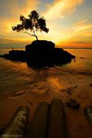 Goldy Sunset by ryandws