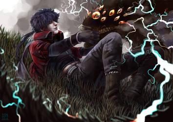 thunderbeast (w/ progress gif)