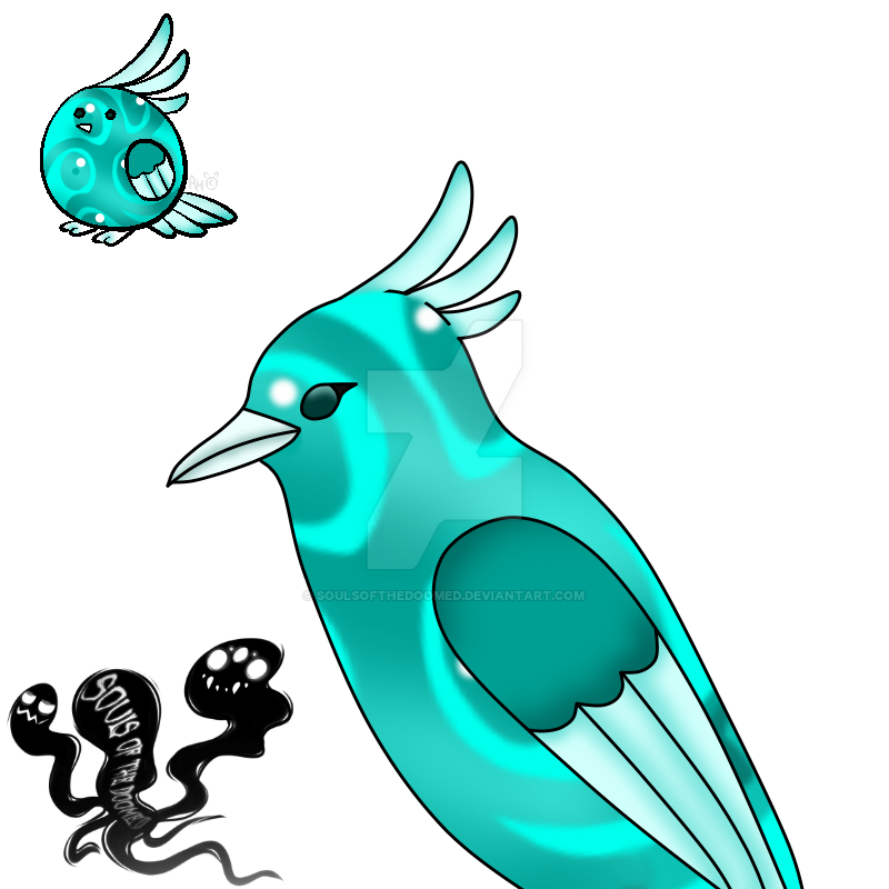 Birb bby by SoulsofTheDoomed