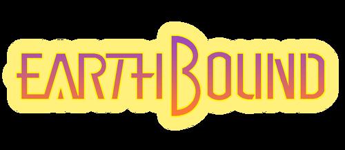 Earthbound Hi-Res Logo by ZShock