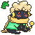 PKMN-Crossing: Maurice Icon by Millenium-Lint