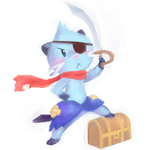 Pirate Dewott