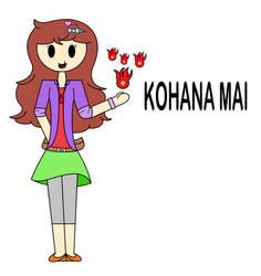 Kohana Mai (The New B-Shot Season One Look) by PrettyMelodyRhythm