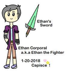 Ethan Corporal (Digital Version) by PrettyMelodyRhythm