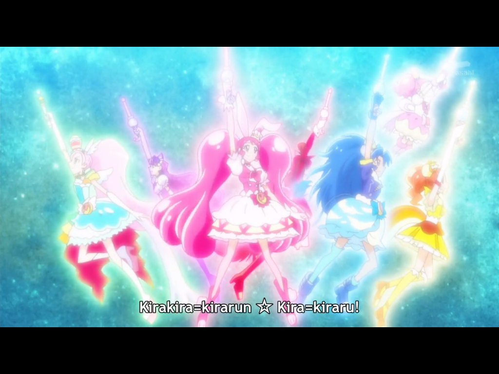 KiraKira Precure Episode 48 (Kirakira=kirarun Kira by PrettyMelodyRhythm