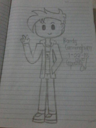 Randy Cunningham, The 9th Grade Ninja by PrettyMelodyRhythm