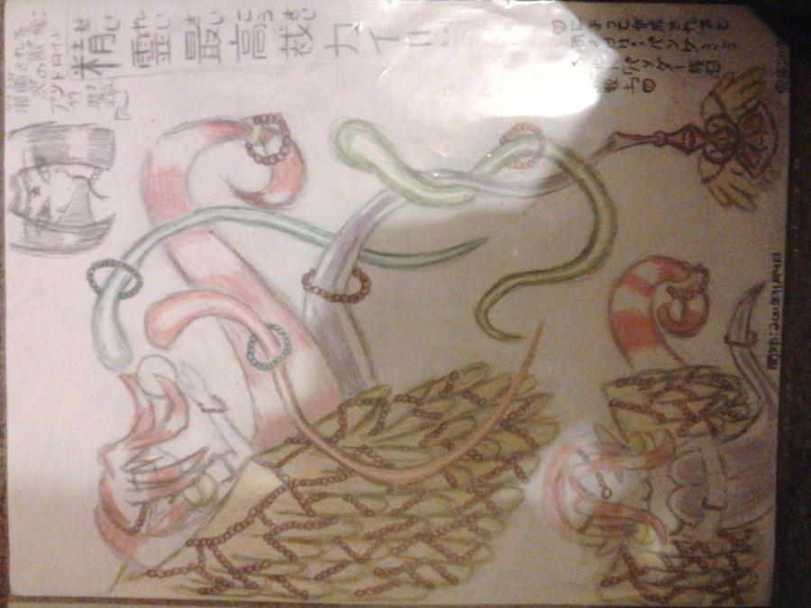 Genie Supreme Kai by pandagirlpanda