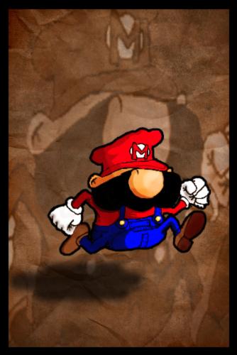 Paper Mario by alex81h