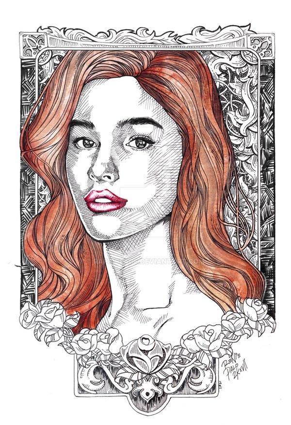 Liza Soberano fanart by RapidBlade