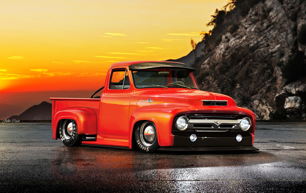Ford F-100 by TroniXDesign