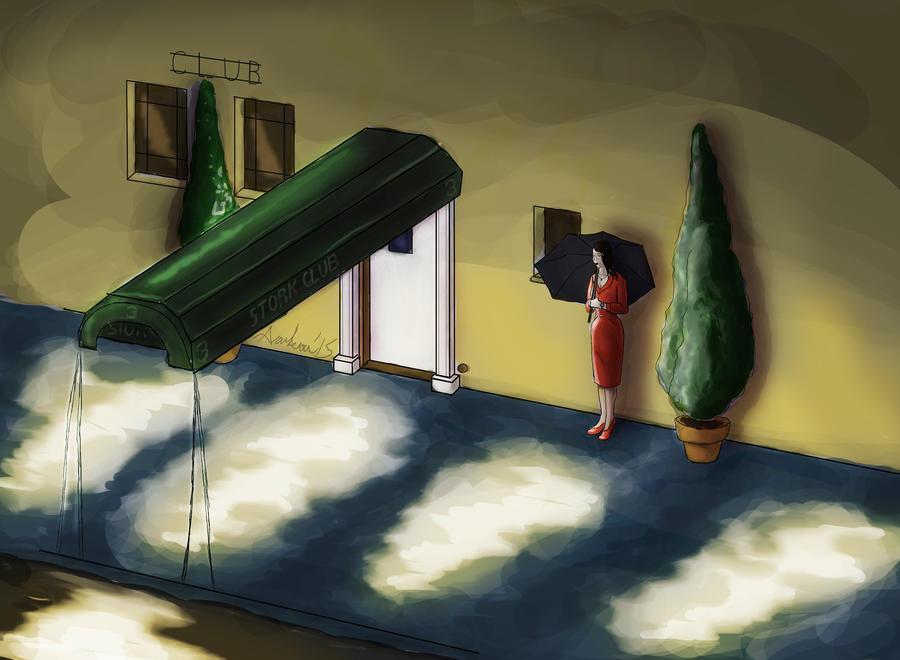The Stork Club by Jade-Lightning-Wolf