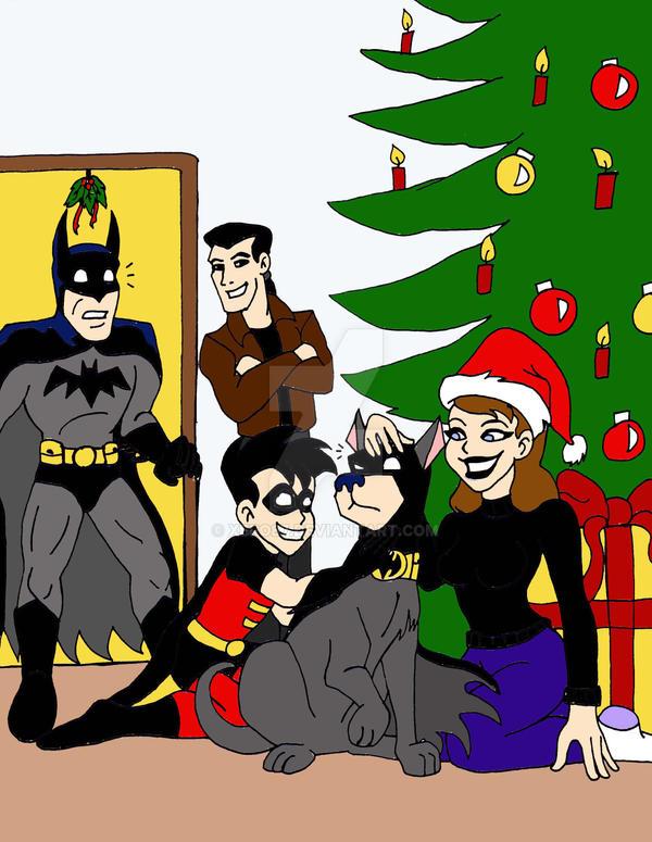 merry christmas batman