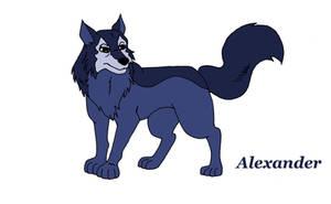 Alexander by xero87