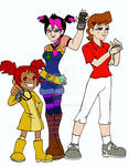 Transformers Girls