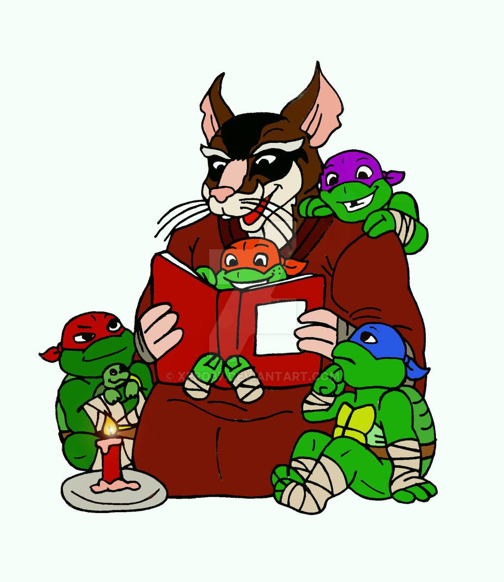 Teenage Mutant Ninja Turtles Characters  TMNT Characters
