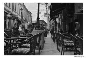 Old Town by RavenNightWish