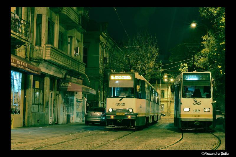Bucharest Surface Transport by RavenNightWish