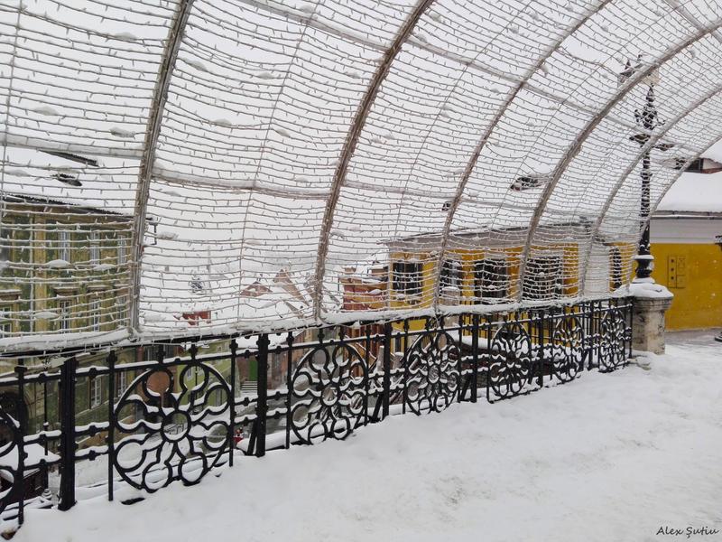 Bridge of snow by RavenNightWish