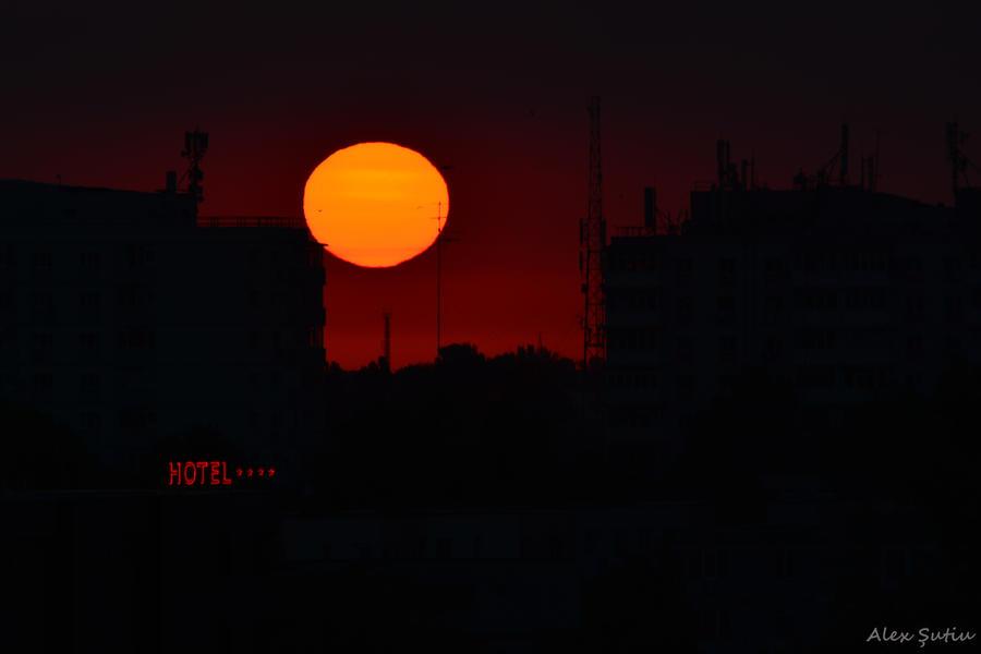 Dark Sunrise