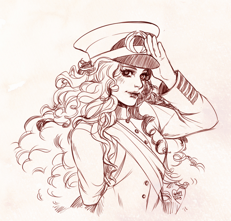 Jellygay Bonus Sketch by vanoty