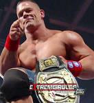 WWE John Cena The Champ