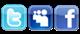Twitter Facebook MySpace