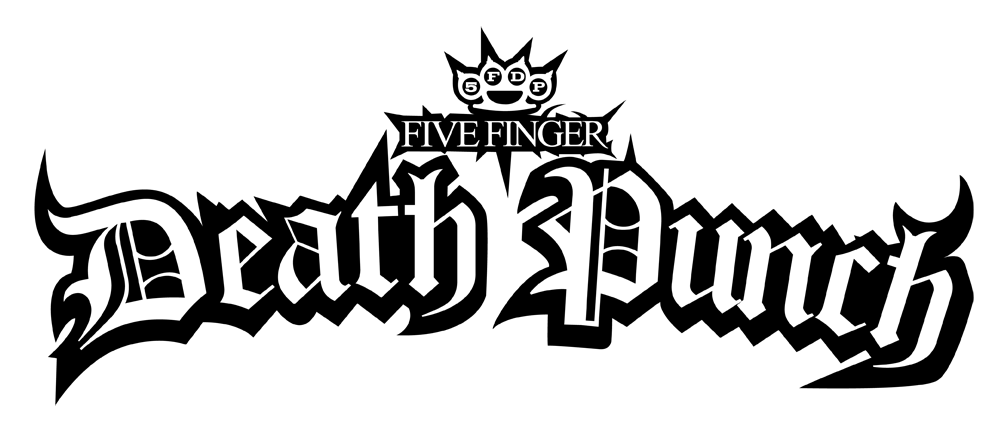 five finger death punch logo by awesome creator 2008 on deviantart rh awesome creator 2008 deviantart com heavy metal band logo creator heavy metal band logo generator