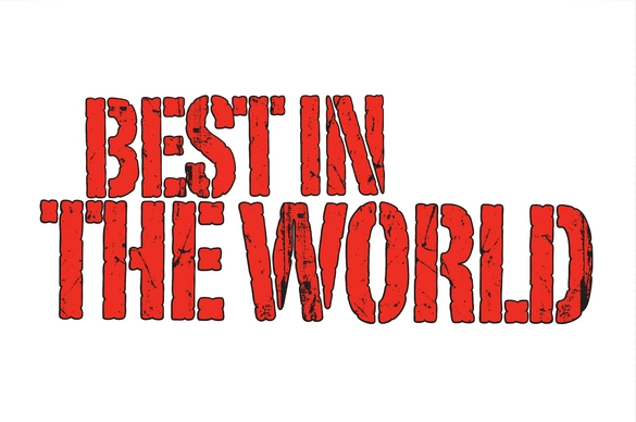 Cm punk best in the world logo by awesome creator 2008 on The best design in the world