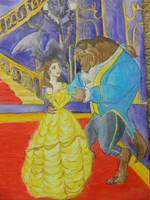 Beauty and the Beast by Sitsumi
