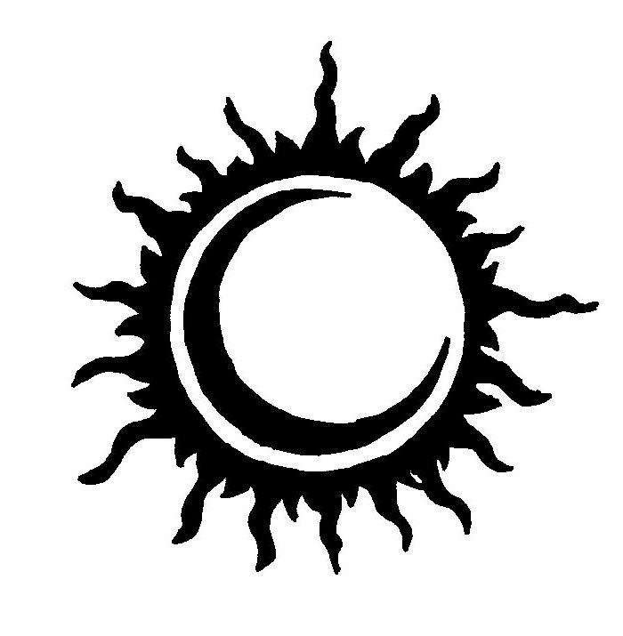 eclipse tattoo by immortalium on deviantart. Black Bedroom Furniture Sets. Home Design Ideas