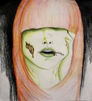Zombie by CillaSun