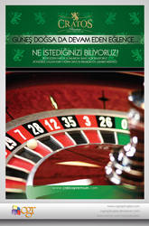 Cratos Premium Hotel, Casino Ad. 1 by CagriGokoglan