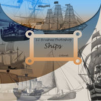 Ships by libidules