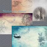 Victorian xmas-large textures