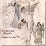 Victorian angels