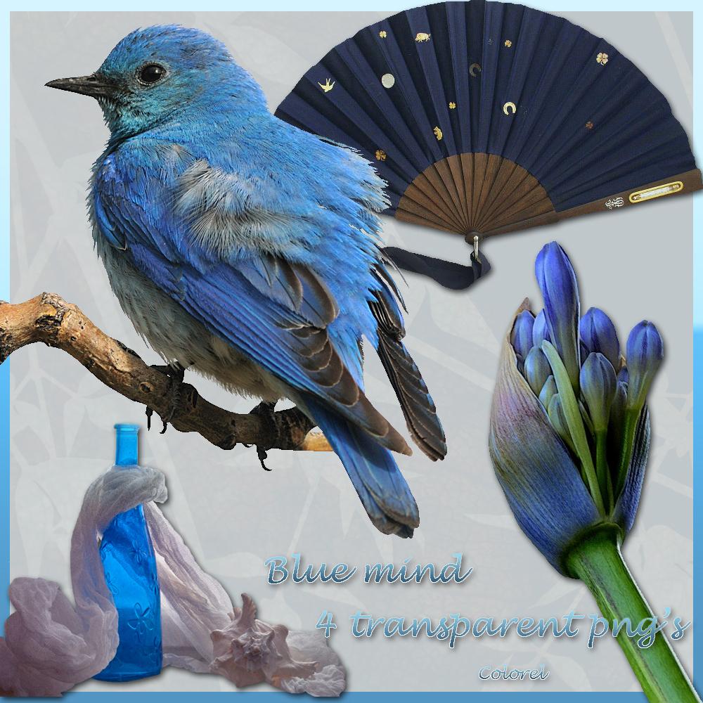 Blue mind by libidules