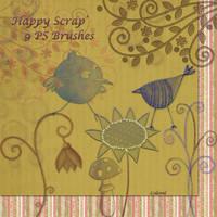 Happy Scrap' by libidules