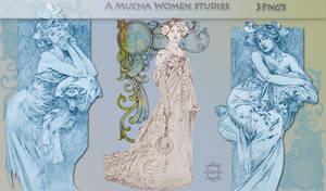 Mucha Women studies