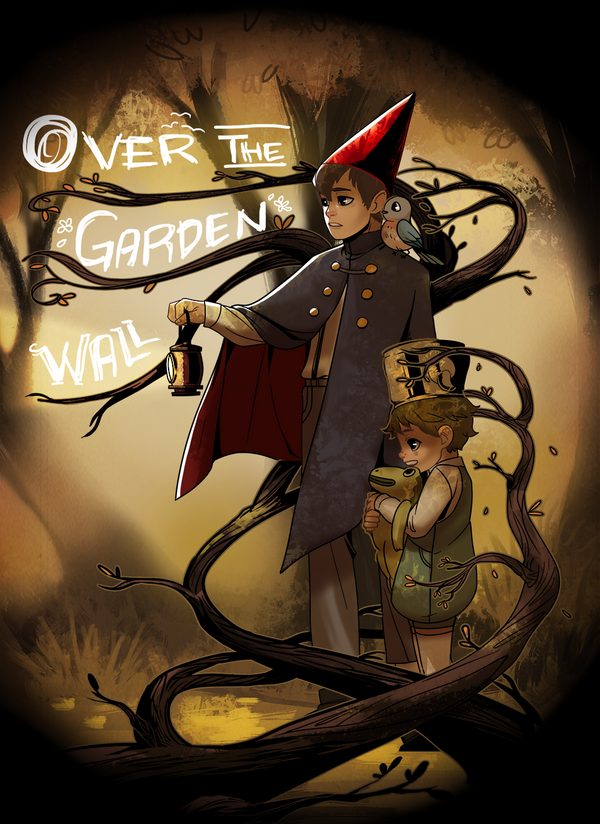 Otgw Into The Unknown By Aydle On Deviantart