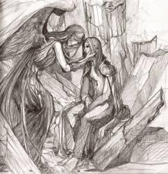 Freigen and Scarlet