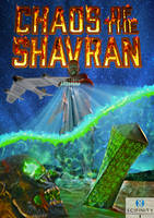 Chaos of the Shavran Cover by scifinity