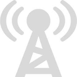 Radio Grey Flat Icon by EclipX