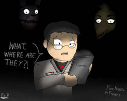 Five Nights At Markiplier's by PeterPack