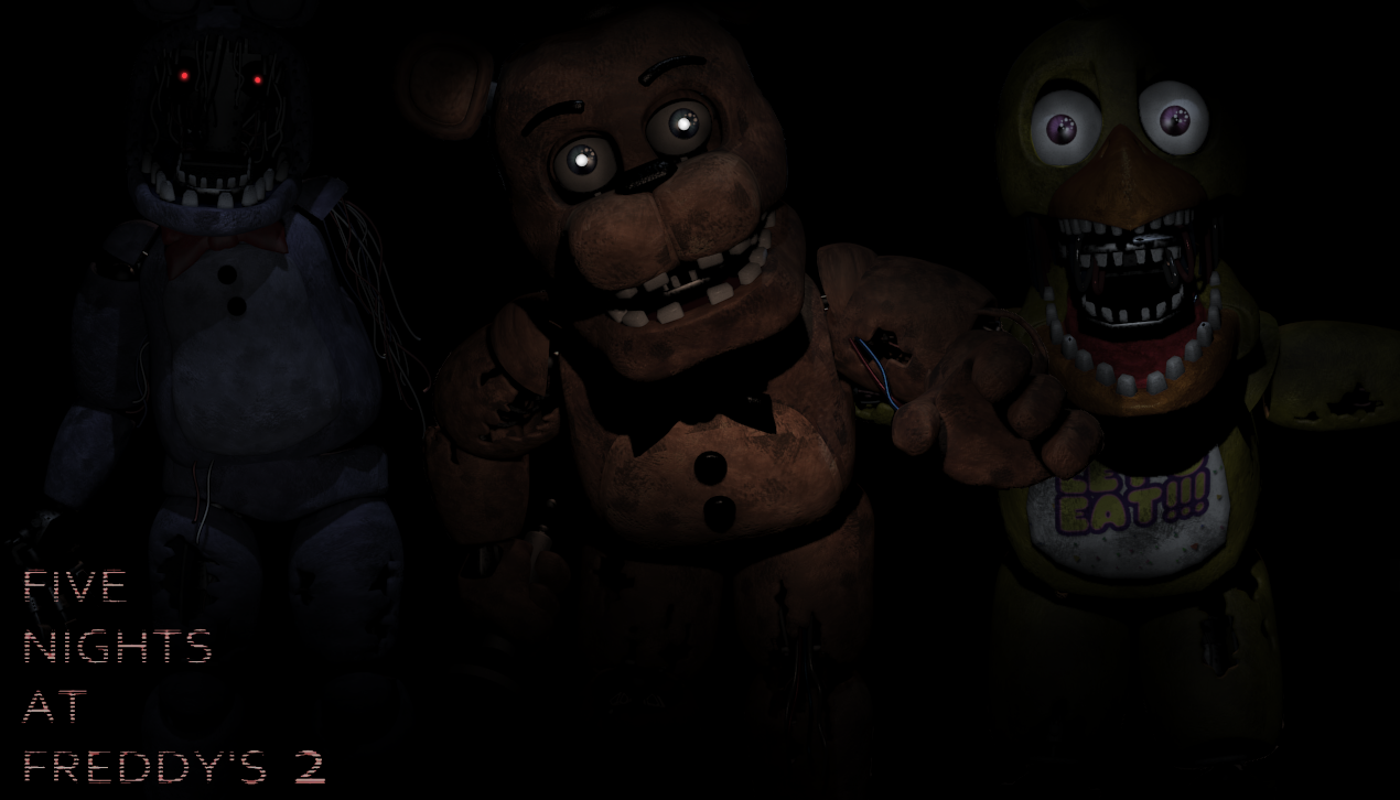 Five Nights At Freddy S 2 Wallpaper Old F B C By Peterpack On
